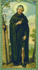 St. Peregrine: Patron of Cancer Sufferers